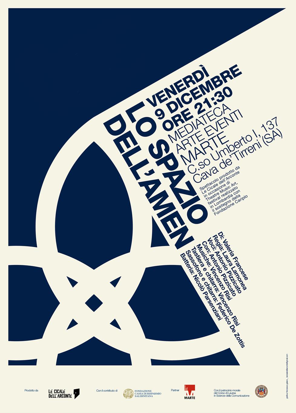 Lo Spazio dell'Amen, Theatre Musical Fest di Milano